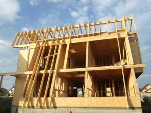 Care sunt avantajele construc iei unei case americane din for Cheapest construction method