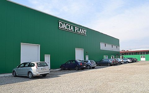 Dacia-Plant