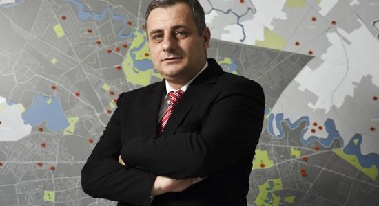 Dragoş Marcu, director general Popp şi Asociaţii