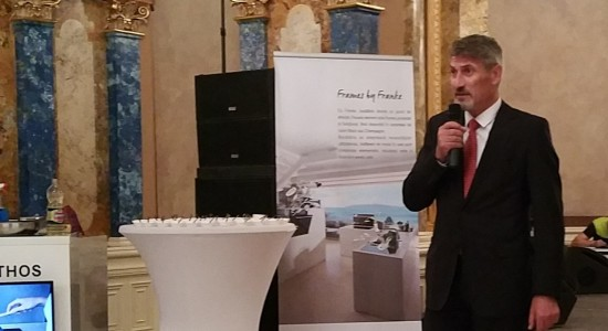 Florin Porojan, directorul general Franke România 2