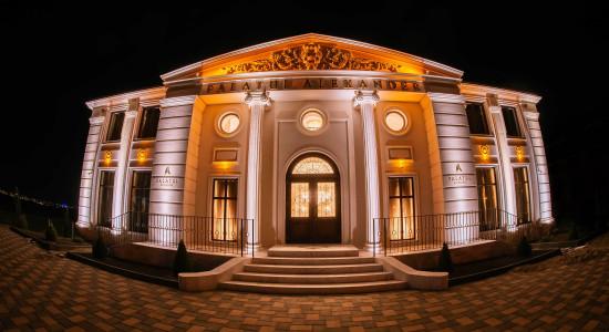 Palatul-Alexander_exterior_noapte