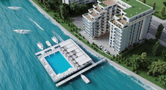 Marina Blu, un proiect premium
