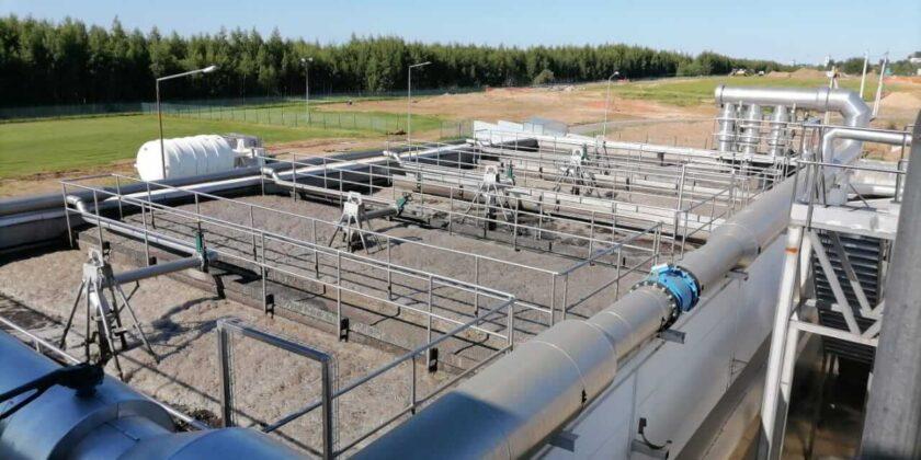 WABAG Water Service