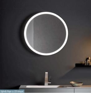 oglinda cu lumina