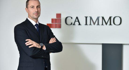 Marian Roman, Managing Director CA Immo